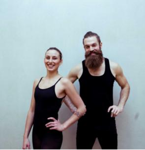 Adrian Iselin & Angelique Wickersheimer